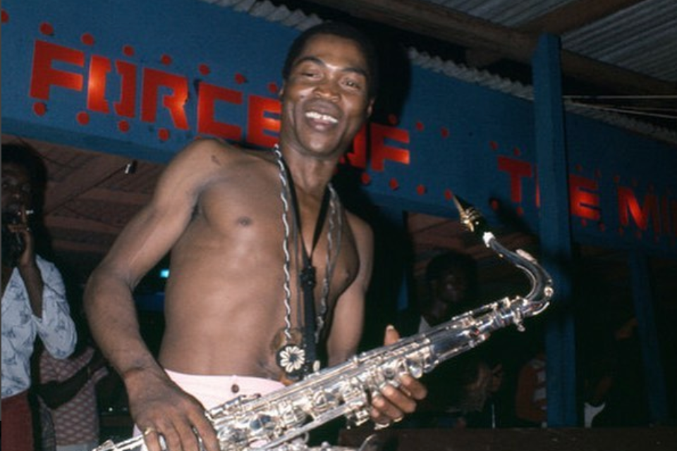 Fela Kuti ← Artists ← Partisan Records